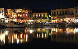 Rethymnon: By the old Venetian port